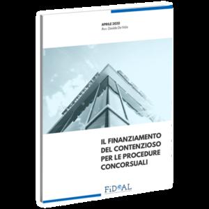 Finanziamento del Contenzioso procedure concorsuali